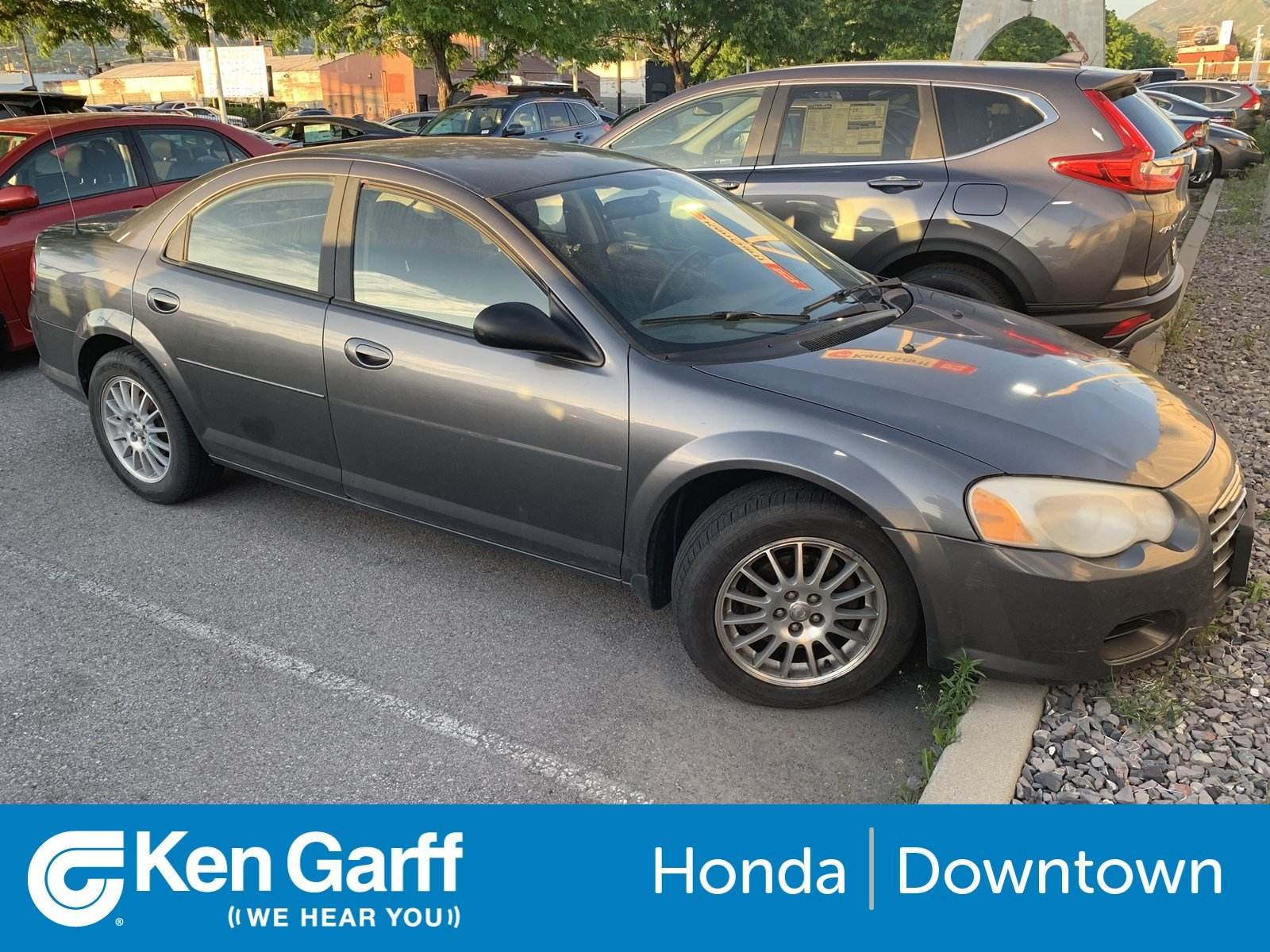Pre Owned 2005 Chrysler Sebring Sdn 4dr