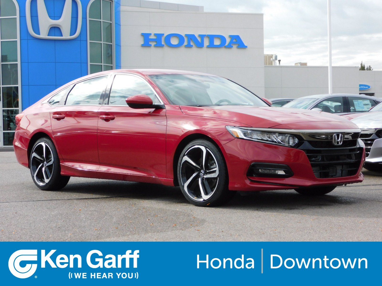 New 2018 Honda Accord Sedan Sport 1 5T 4dr Car in Salt Lake City