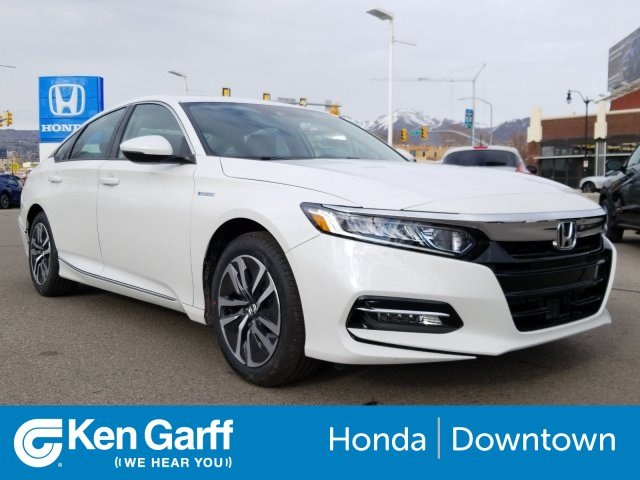 Honda Accord Sedan >> 2019 Honda Accord Hybrid Ex L 2 0t