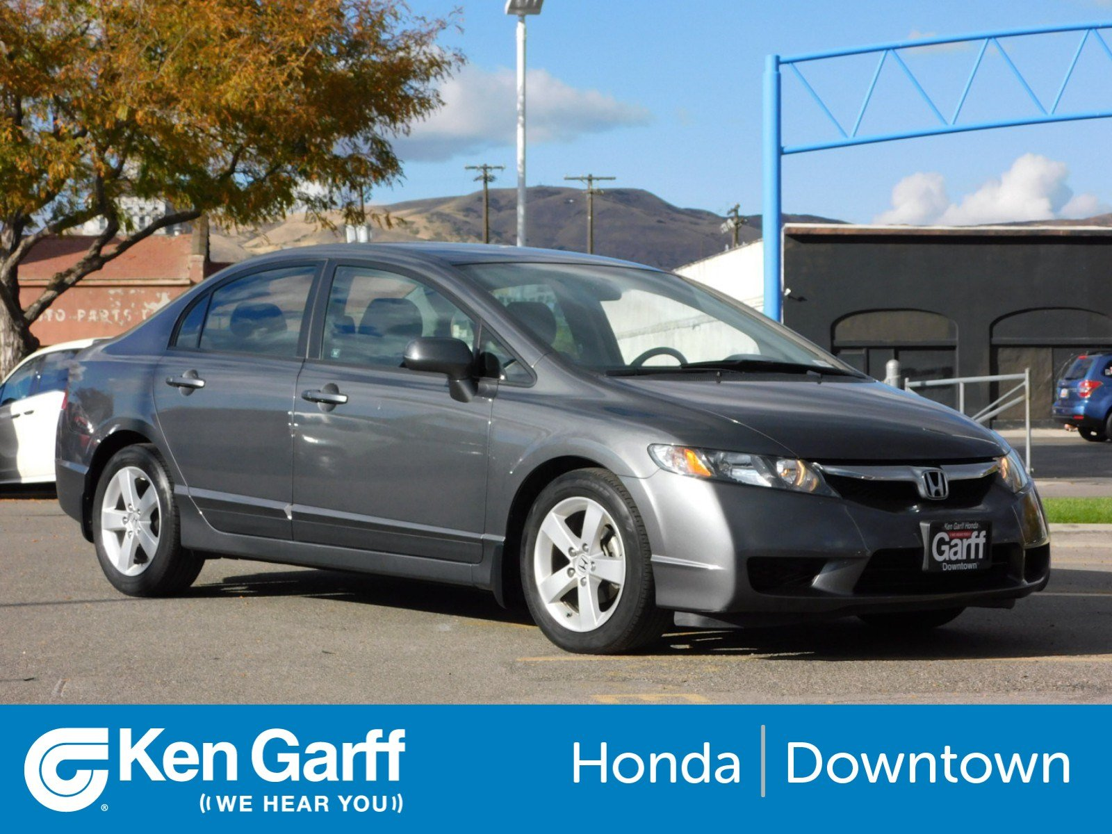 Pre Owned 2011 Honda Civic Sdn LX S