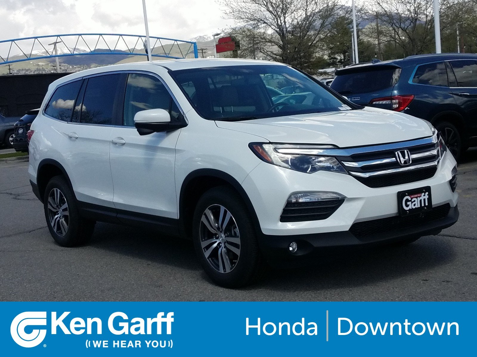 Honda Pilot 2018 >> Pre Owned 2018 Honda Pilot Ex L Sport Utility In Salt Lake City