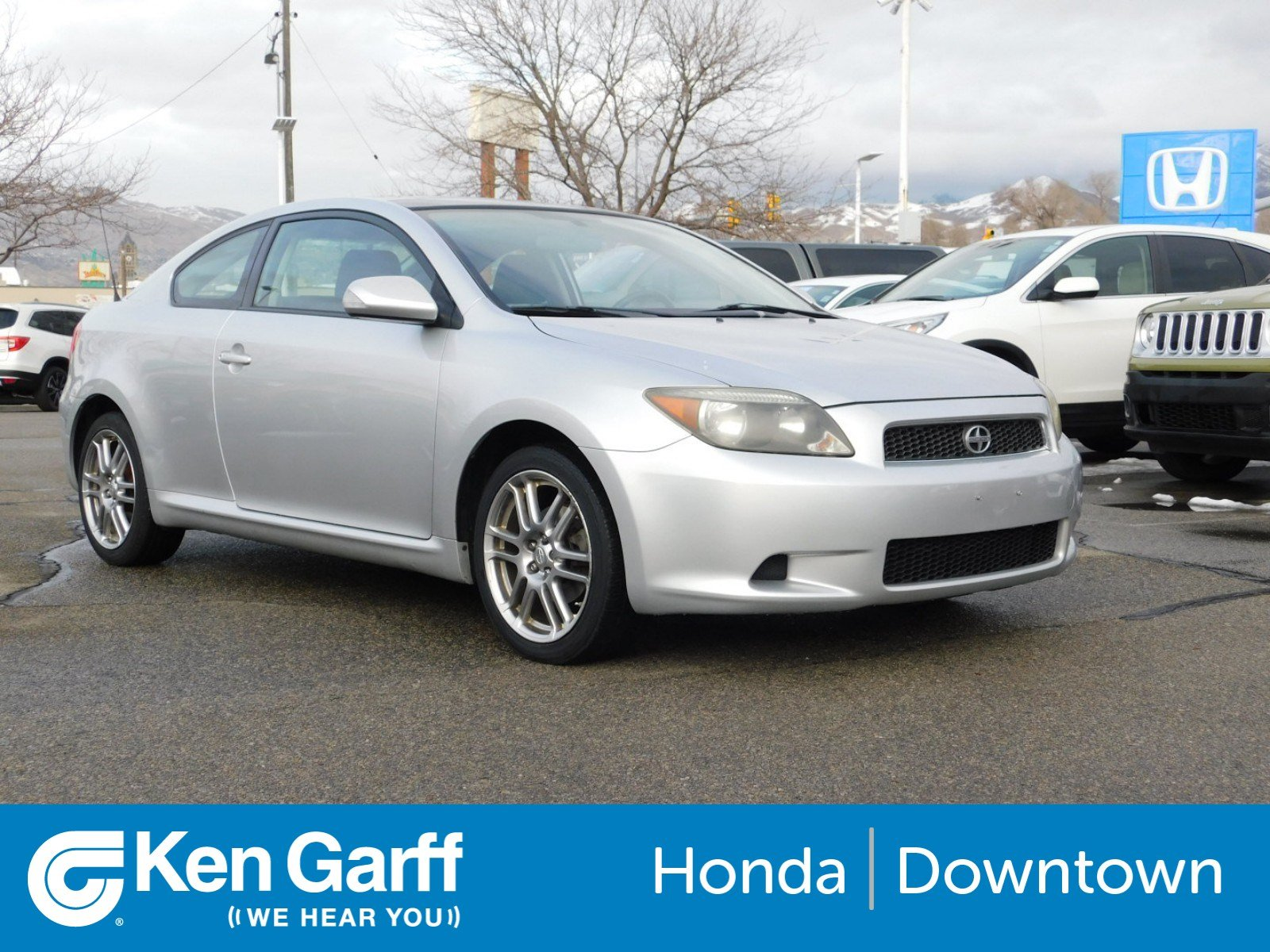 Pre-Owned 2007 Scion tC Spec