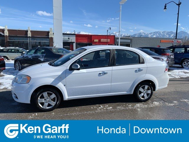 Pre-Owned 2008 Chevrolet Aveo LS