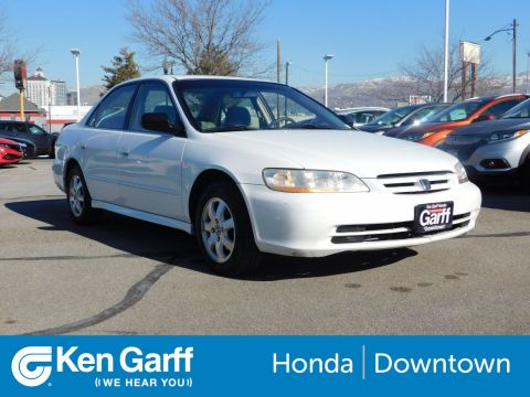 Pre-Owned 2001 Honda Accord Sdn EX