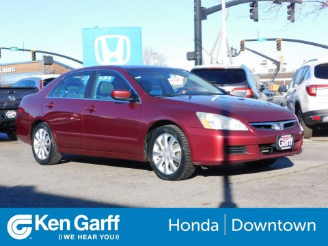 Pre-Owned 2006 Honda Accord Sdn EX-L V6