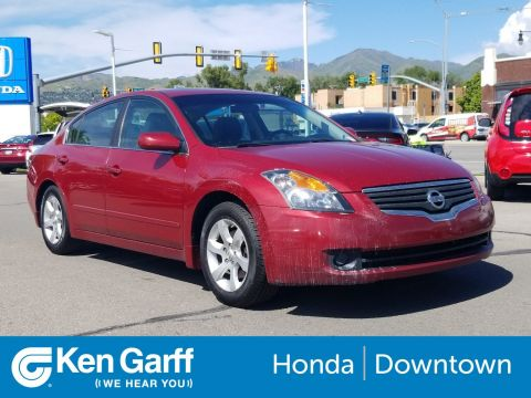 Pre-Owned 2007 Nissan Altima 4DR SDN I4 2.5S CVT
