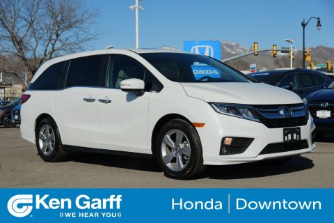 Certified Pre-Owned 2020 Honda Odyssey EX-L w/Navi/RES